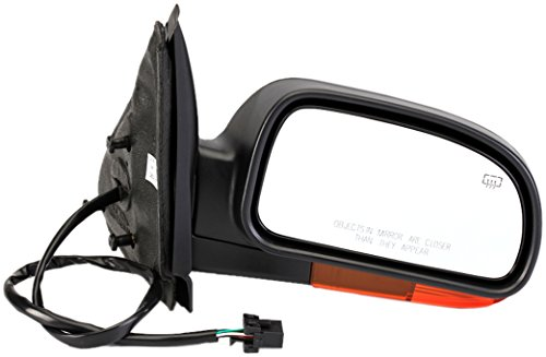 - Dorman 955-735 Chevrolet / GMC / Oldsmobile Passenger Side Powered Heated Fold Away Side View Mirror with Turn Signal Indicator