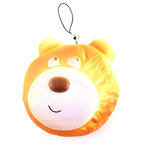 Telephone Pole Halloween Costume (10CM Jumbo Squishy Cartoon Bear Bread Phone Straps Slow Rising Slow Kids Toy)