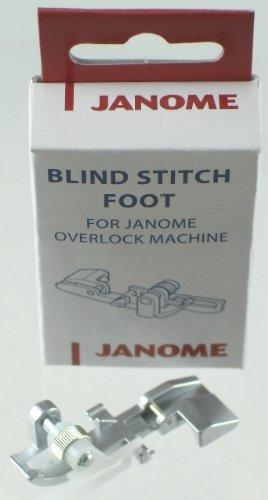 Janome Serger Overlock Blind Stitch Foot - Blind Stitch Foot