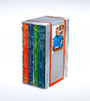 The Giver Quartet Boxed Set( The Giver/Gathering Blue/Messenger/Son)[BOXED-GIVER QU-20TH ANNIV/E 4V][Boxed Set]