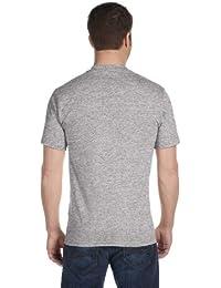 Men's Tagless Comfortsoft Crewneck T-shirt (Pack of 5)