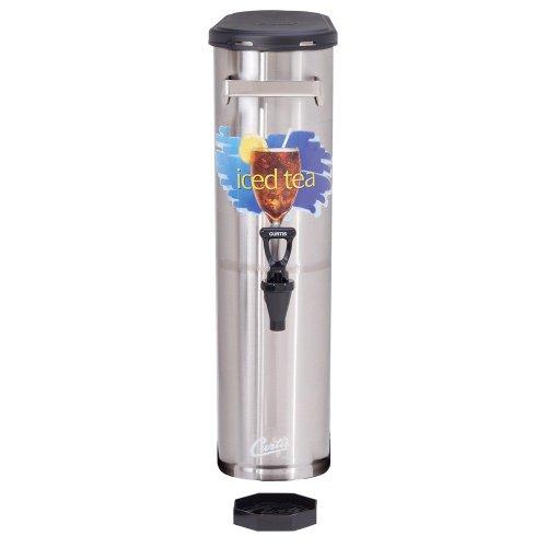 (Wilbur Curtis Iced Tea Dispenser 3.5 Gallon Narrow Tea Dispenser, 22