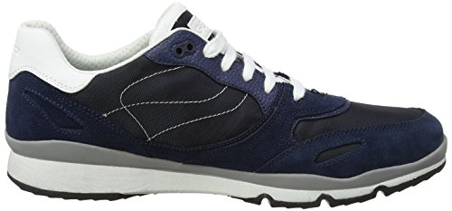 Hombre Azul Para Zapatillas Sandford navy Geox blue U A WFcqXnWTB