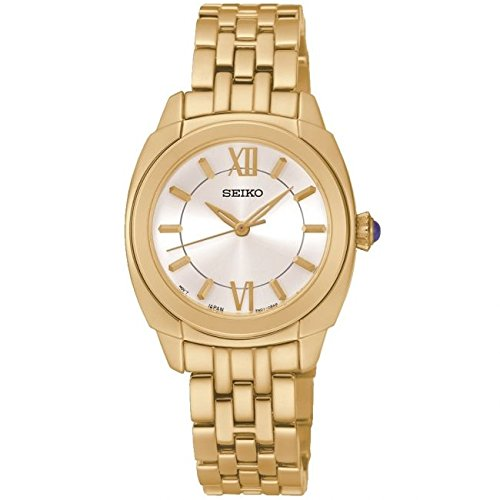 Reloj Seiko Neo Classic Srz428p1 Mujer Nácar