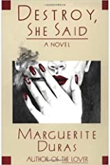 Destroy She Said (English and French Edition)