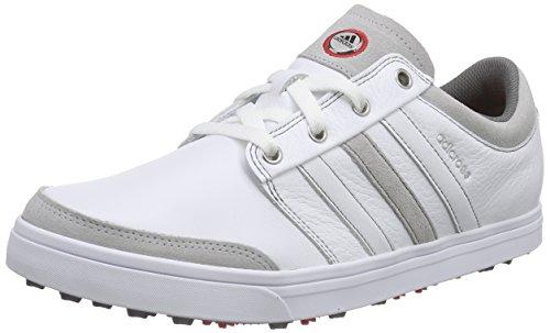 adidas mens adicross gripmore scarpe da golf jff9arwb bianco