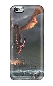 2814225K91188778 Premium Dragon's Revenge Heavy-duty Protection Case For Iphone 6 Plus