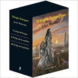 Trilogia Sieteaguas (Estuche 3 Vols) 2012. Precio En Dolares ...