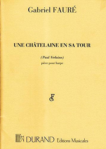 Chatelaine En Sa Tour Harpe