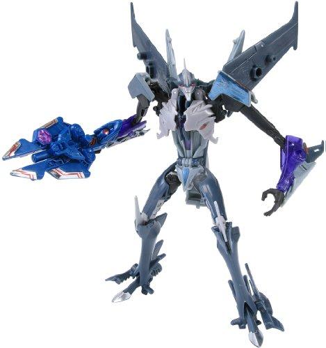 Takara Tomy Transformers Prime AM-07 Starscream Action (Starscream Toy Figure)