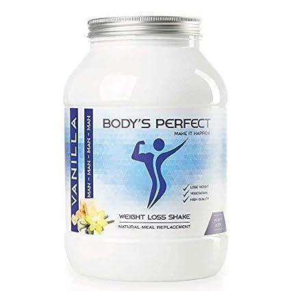 XXL Weight loss shake para hombres | Efectivamente perder peso y definir | Clínicamente probado |