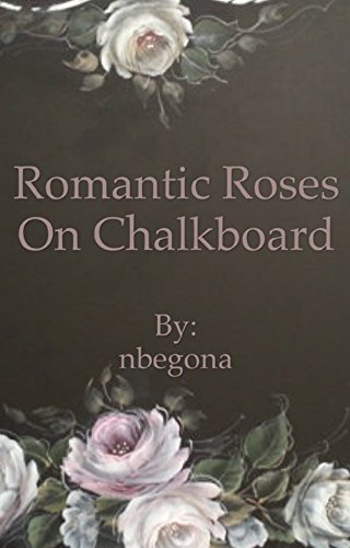 romantic-roses-on-chalkboard