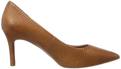 Marron Total Lizard 75Mmpth Motion Rockport Escarpins Femme Emboss Brown Valigia Xw1nqP