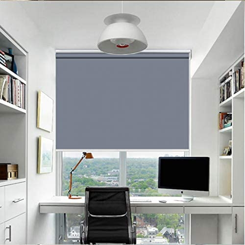 TANZUOER Blackout Roller Shades UV Protection Roller Blinds Thermal Insulated Window Shade