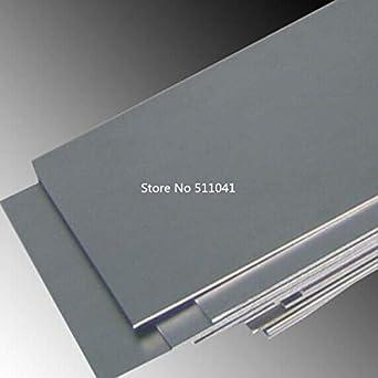Anncus 2 5mm Thick gr5 Grade 5 Titanium Plate Titanium Sheet: Amazon