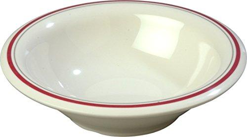 - Durus 43037903 Rimmed Bowl 12 oz 7-1/4