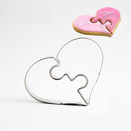Heart Cookie Tart - 8