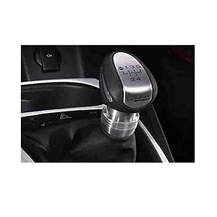 Genuine SEAT Aluminium//Black Leather Gear Knob 5 Speed Ibiza 5dr Sc St 2009  2017/ 6j0064230c