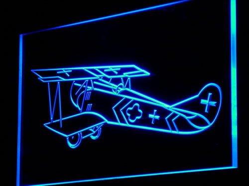 Cartel Luminoso ADV PRO m001-b Classic Old Aircraft Vintage ...