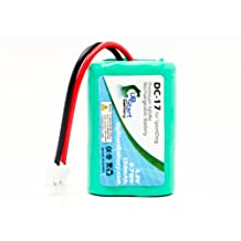 SDT00-11907 Battery Replacement (150mah, 4.8v, NiMH) for SportDOG Dog Training Collars Compatible with - SportDog FR200, Kinetic MH120AAAL4GC, SportDog SDT00-11907, SportDog 650-058