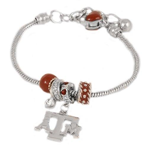 Sandol Texas A&M Aggies MVP Charm Bracelet