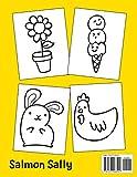 123 things BIG & JUMBO Coloring Book: 123 Coloring