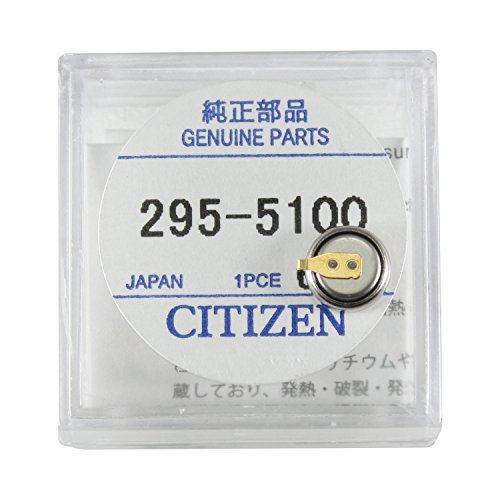 Original Citizen Capacitor Battery 295-51 for Eco-Drive