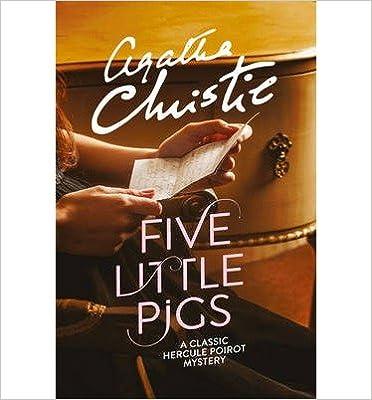 Téléchargez de nouveaux livres gratuitement [(Five Little Pigs)] [ By (author) Agatha Christie ] [September, 2013] B00QARCFS2 PDF DJVU FB2