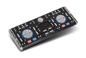 DJ TECH DJTK1 - Controlador de DJ, color negro