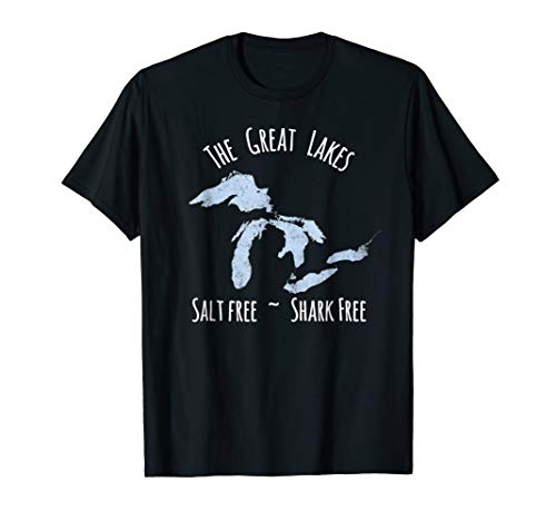 Salt Free Shark Free Great Lakes
