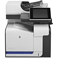 HP LaserJet Enterprise MFP M575c 31 ppm 1200 x 1200 dpi Network-Ready Color Multifunction Laser Printer CD646A#BGJ