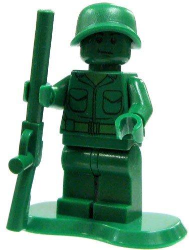 LEGO Minifigure Story GREEN Rifleman product image