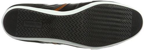 Pantofola d'Oro Roma Low, Sneaker Uomo Nero (Black .25y)