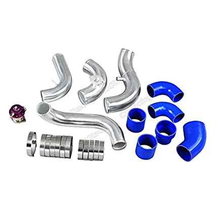 Amazon com: Intercooler Piping BOV Kit For 240SX S13 S14