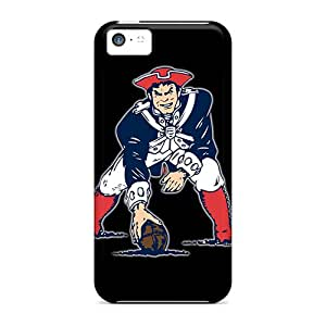 Fashionable UOU8851jsRN Iphone 5c Cases Covers For New England Patriots Protective Cases