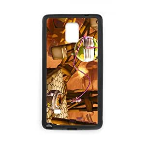 Samsung Galaxy Note 4 Cell Phone Case Black_Shiftlings_011 Zhukm