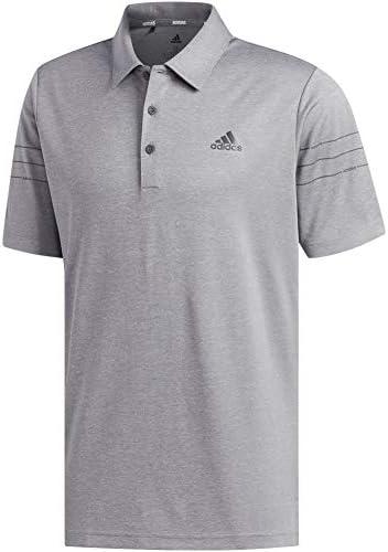 メンズ スポーツプリントポロシャツ
