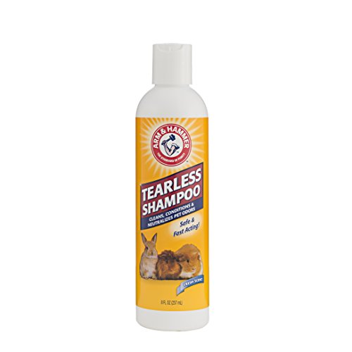 Arm & Hammer Tearless Shampoo for Small Animals - Fresh Scent