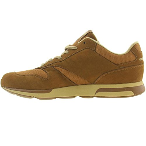 The Hundreds Mens Scully Brown Nubuck / Mesh ZFBiPasbh