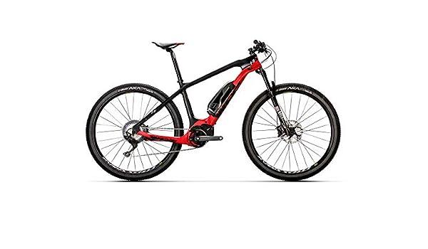 Conor WRC E11 29 Carb E8000 Bicicleta Ciclismo, Adultos Unisex, Negro/Rojo: Amazon.es: Deportes y aire libre