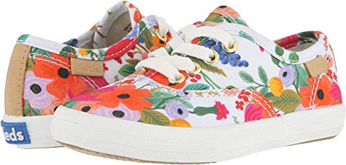 Keds Kids Baby Girl's Rifle Paper Champion Seasonal (Toddler) Garden Party 9 M US Toddler