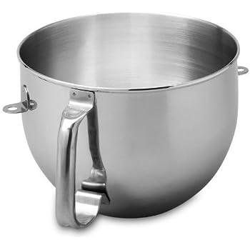 Amazon Com Kitchenaid 6 Qt Mixing Bowl With Ergonomic