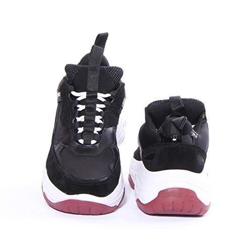 Sneaker Calvin Chunky Marvin Nero Jeans Klein Nero Uomo YwPxPqHz
