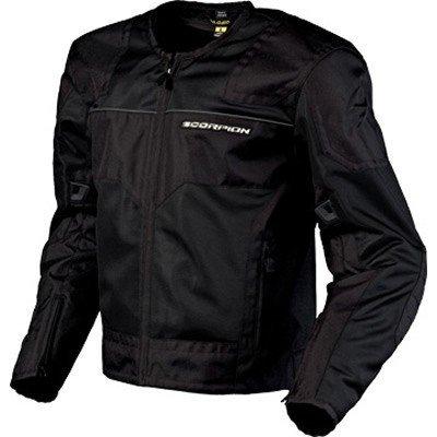 Scorpion Drafter Mesh (Scorpion Drafter Mesh Motorcycle Jacket Black XL)