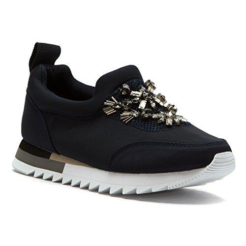 Gioiosa E Mario Womens Carlsbad Moda Sneakers Navy