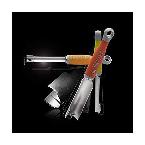 Orange Handle 13 mm De Buyer 2612.01 Universal Corer
