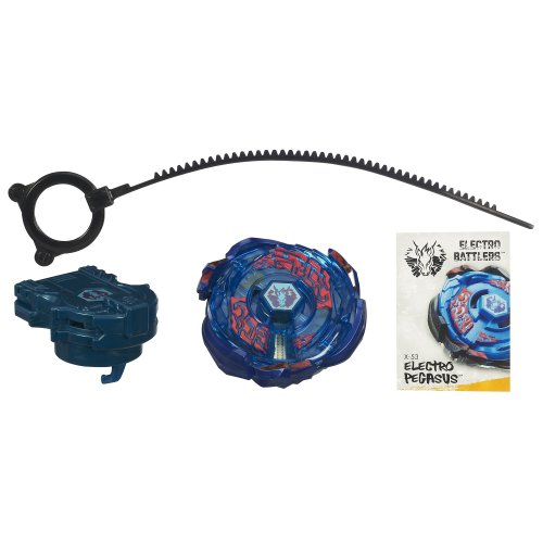 Beyblade Extreme Top System Electro Battlers X-53 Electro Pegasus Top