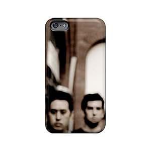 Shock Absorption Cell-phone Hard Covers For Iphone 6plus (IuA15878DfcB) Customized Beautiful Linkin Park Skin