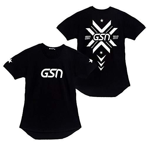 Camiseta Gsn (Preta) - Gsn