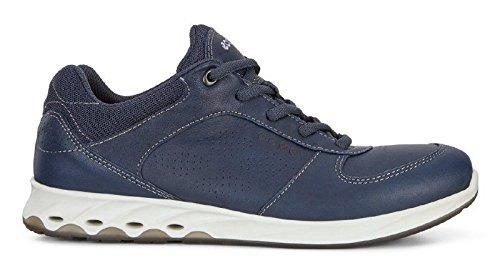 ECCO Wayfly, Zapatos de Low Rise Senderismo para Mujer Blue